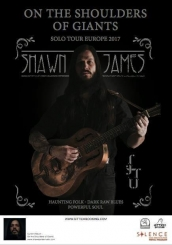 Shawn James (USA) + The Fuse - Wrocław, Liverpool