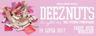 Deez Nuts / Lie After Lie / Six Steps Forward  19.07.17 Wrocław